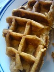 Sweet potato waffle (paleo for athletes)