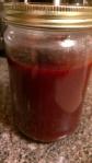 Paleo blackberry syrup