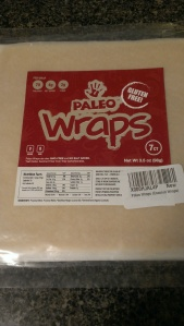 Julian Bakery Paleo Wraps