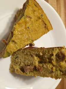 Paleo and whole 30 baked frittata