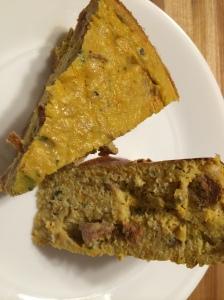 Paleo and whole 30 baked frittata