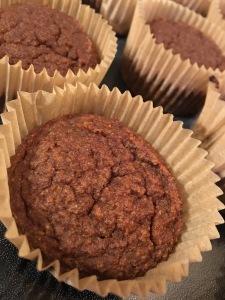 Paleo Pumpkin Spice Latte Muffins