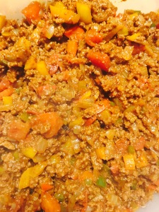 Whole30 and Paleo taco meat