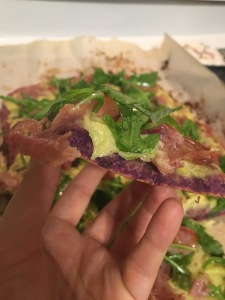 Paleo pizza!